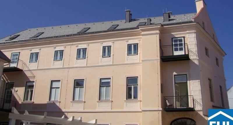 Charmante Kleinwohnung mit Balkon in Döbling