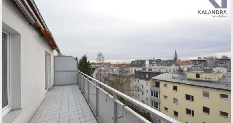 Sonnige Dachgeschoßwohnung mit Terrasse 1180 Wien