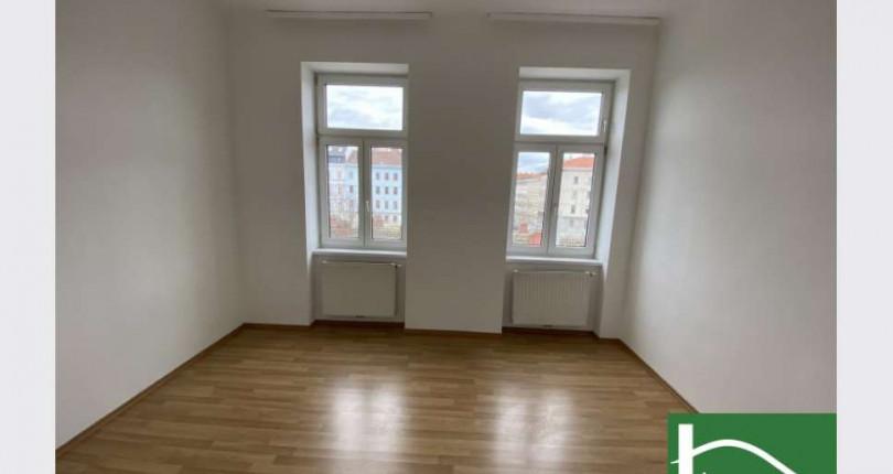 Preiswerte 2-Zimmer-Altbauwohnung nahe U6 in Währing