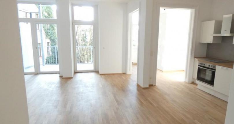 Provisionsfreie 3-Zimmer-Wohnung mit großem Balkon