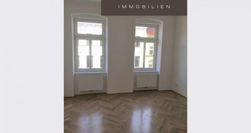 Topsanierte und unbefristete Altbauwohnung 1170 Wien