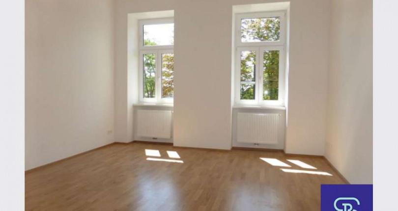 Unbefristete 2-Zimmer-Altbauwohnung 1150 Wien