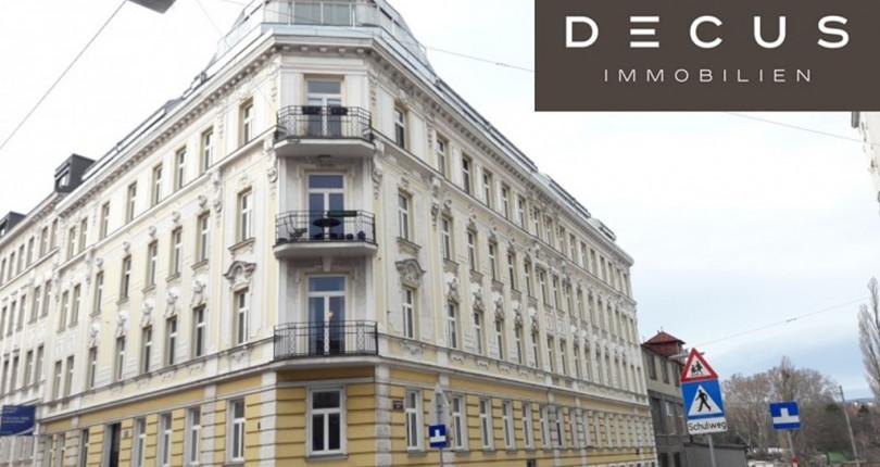 Unbefristete 3-Zimmer-Altbauwohnung 1160 Wien