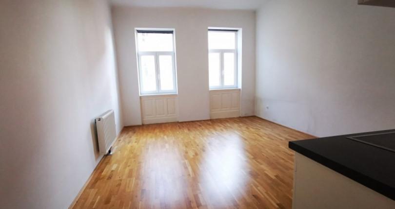 Unbefristete 3-Zimmer-Altbauwohnung beim Belvedere