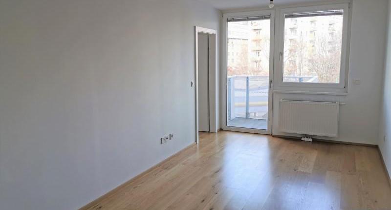 Moderne 2-Zimmer-Neubauwohnung mit Balkon