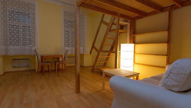 Wiener Altbau – 1 Zimmerwohnung Nähe Prater