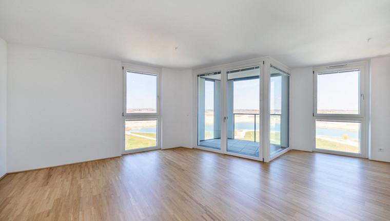 Wohnung mit Seeblick: 2 Zimmerwohnung mit Loggia PROVISIONSFREI