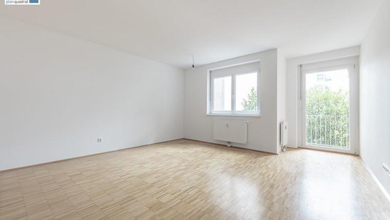 2 Zimmer Wohnung mit Balkon im Grünen