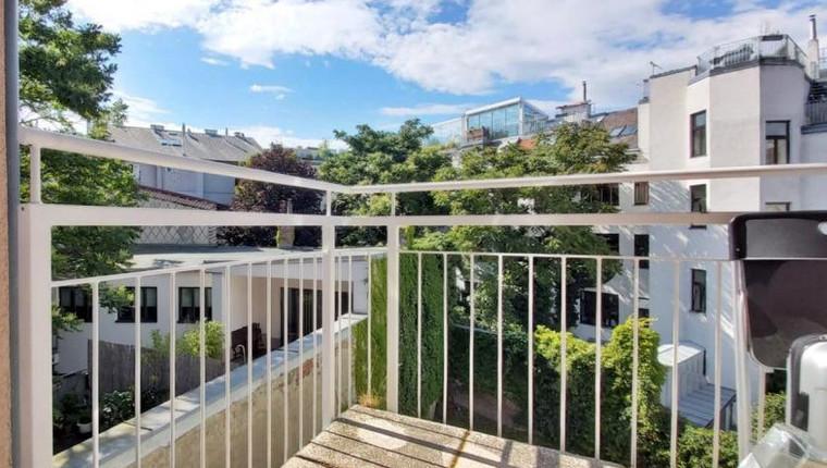 Kleinwohnung mit Balkon nahe AKH