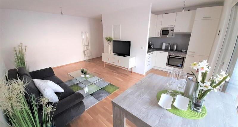 2-Zimmer-Erstbezugswohnung in Meidling