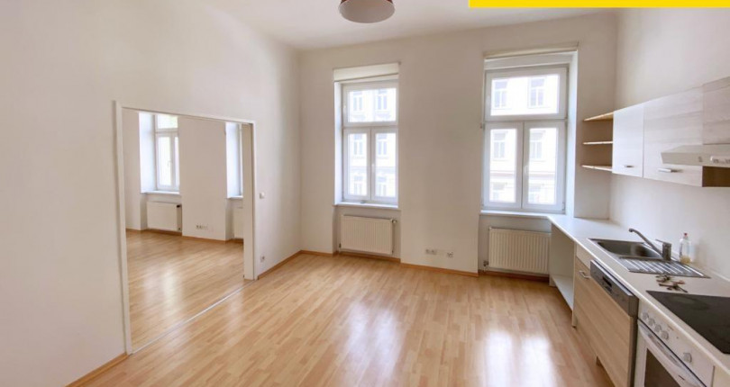 Unbefristete 3-Zimmer-Altbauwohnung 1030 Wien