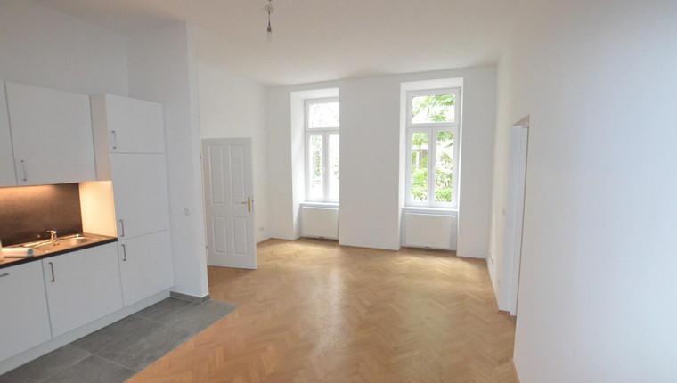 Exklusive 2-Zimmer-Altbauwohnung 1020 Wien