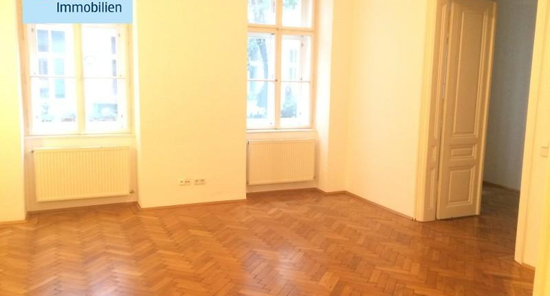 Hofseitige 2-Zimmer-Altbauwohnung 1040 Wien