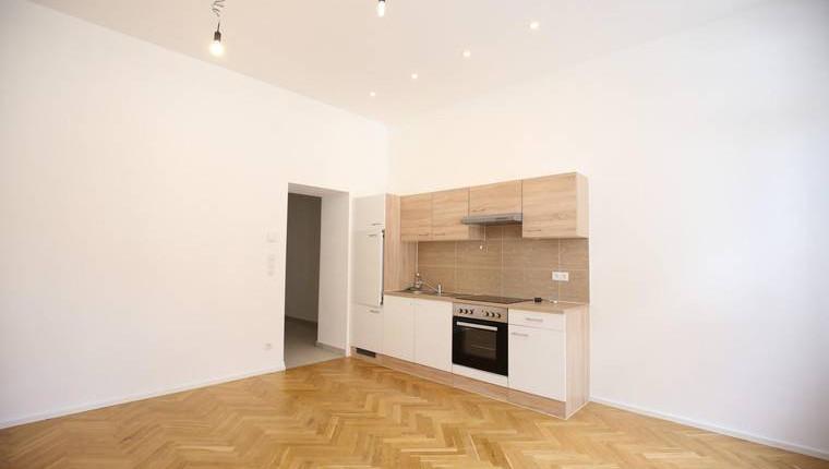 1 Zimmer sanierte Altbauwohnung UNTER 500€