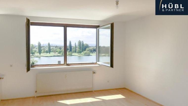 Provisionsfreie 2 Zimmer Wohnung mit Blick auf die Donau