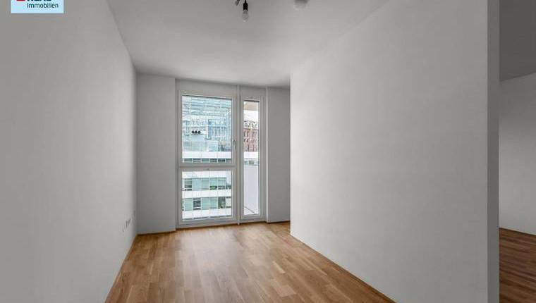 Neubau: Große 1 Zimmer Mietwohnung