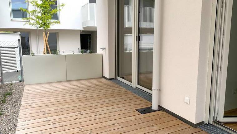 ERSTBEZUG – 2 Zimmer Wohnung mit Terrasse