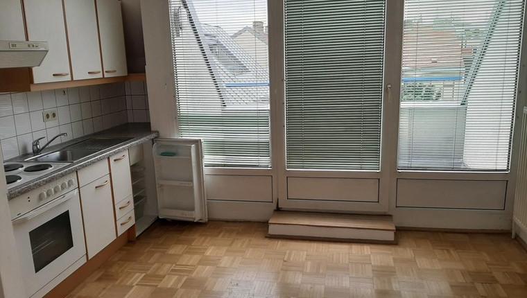 Günstige 2-Zimmer-Wohnung mit Terrasse