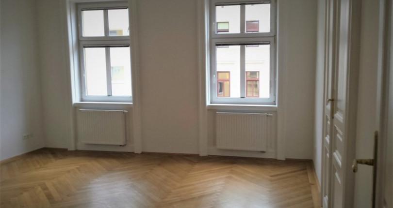 Unbefristete 3-Zimmer-Altbauwohnung 1200 Wien