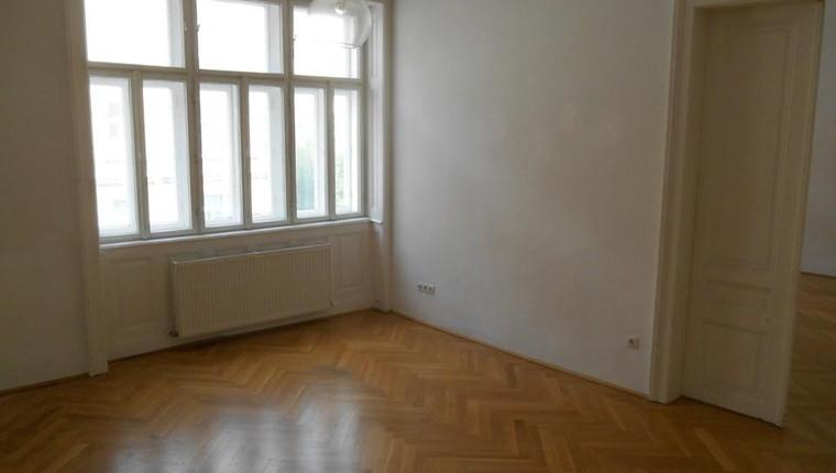 Unbefristete Altbauwohnung mit WG-Eignung 1020 Wien