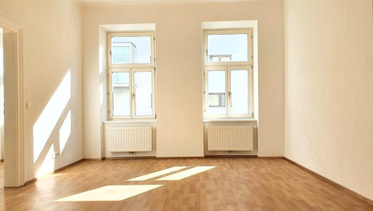 Sonnige 2-Zimmer-Altbauwohnung 1020 Wien