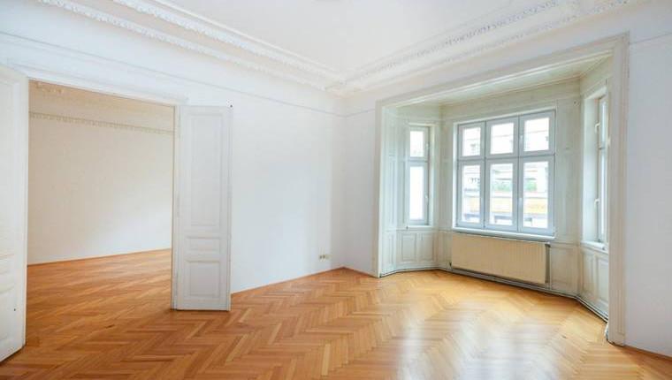 Charmante 3-Zimmer-Altbauwohnung mit Stuck
