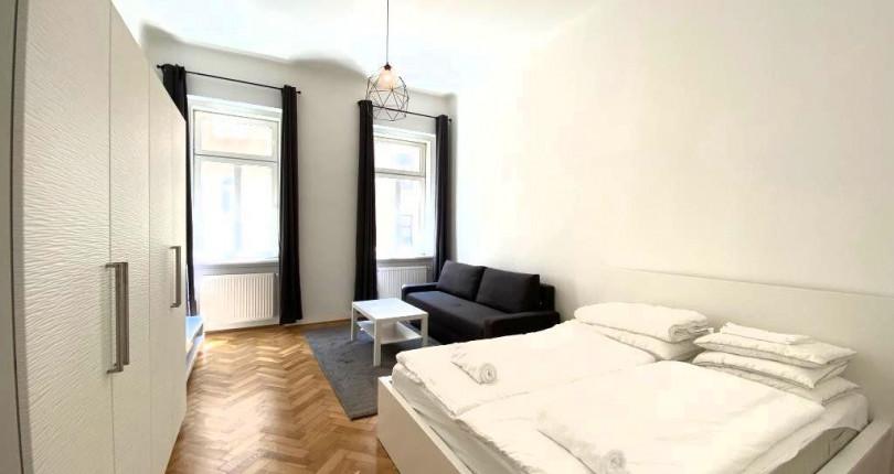 Modern möblierte 1-Zimmer-Wohnung 1030 Wien
