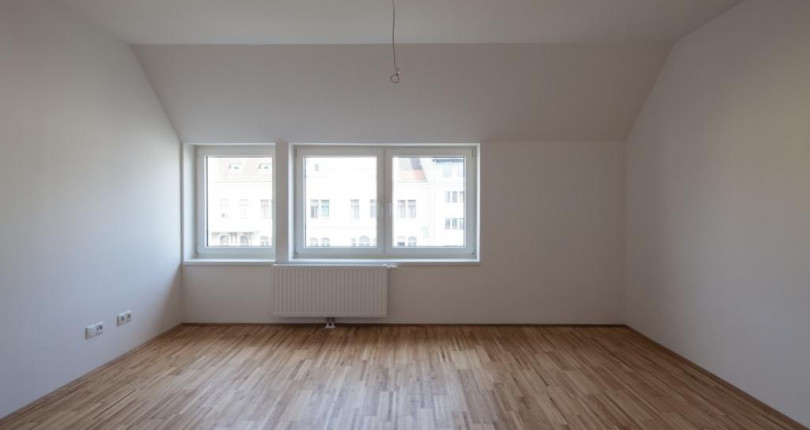 Moderne 2-Zimmer-Dachgeschoßwohnung in Hernals