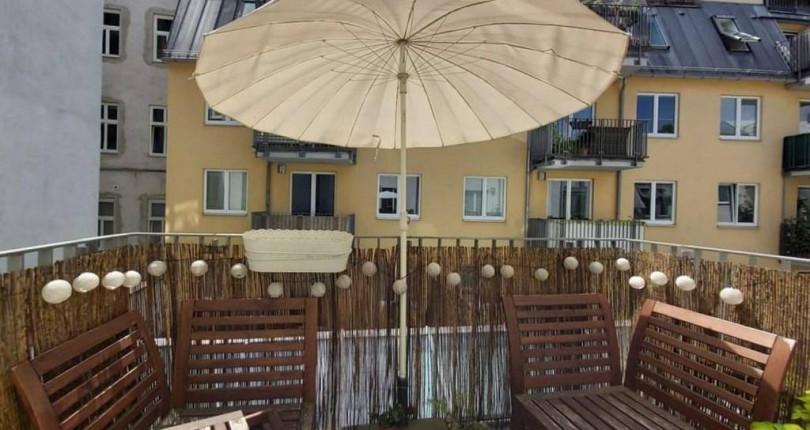 Moderne 2-Zimmer-Neubauwohnung mit Balkon 1180 Wien