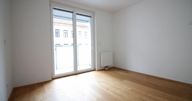 Moderne 2-Zimmer-Neubauwohnung mit Loggia 1160 Wien