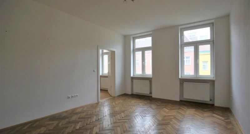 Preiswerte 2-Zimmer-Altbauwohnung 1200 Wien