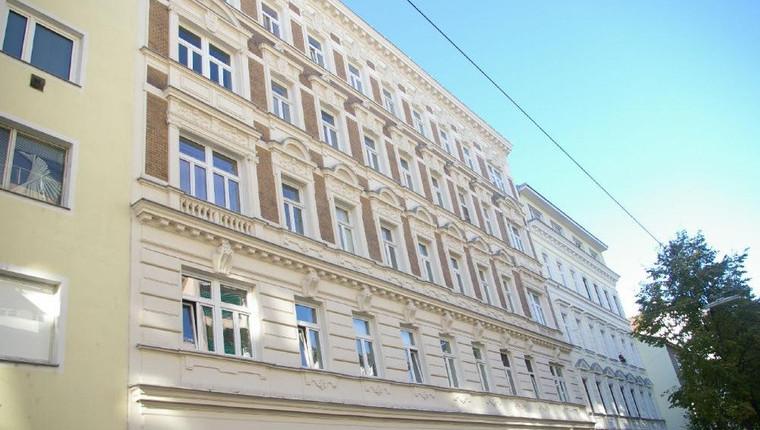WG-geeignete 2-Zimmer-Altbauwohnung 1200 Wien