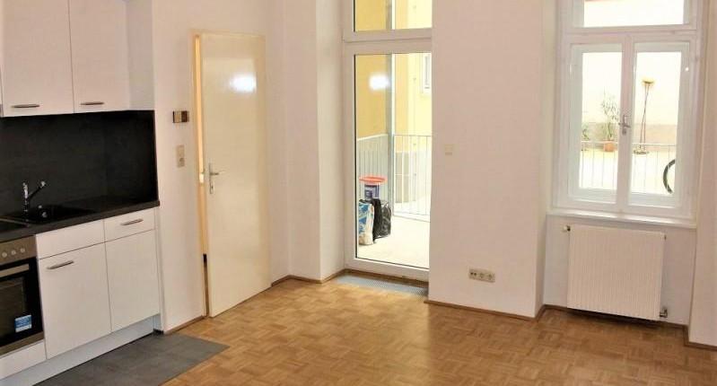 Zentral gelegene Wohnung mit kleiner Hofterrasse 1030 Wien