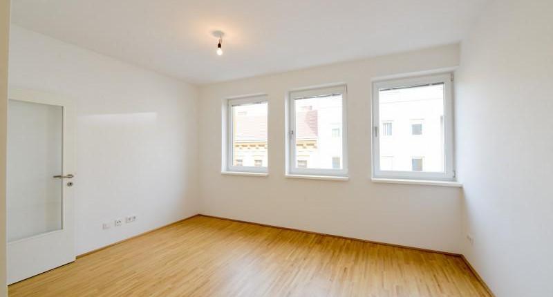 Praktische 2-Zimmer-Wohnung nahe Westbahnhof