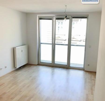 Leistbare 2-Zimmer-Mietwohnung mit Balkon
