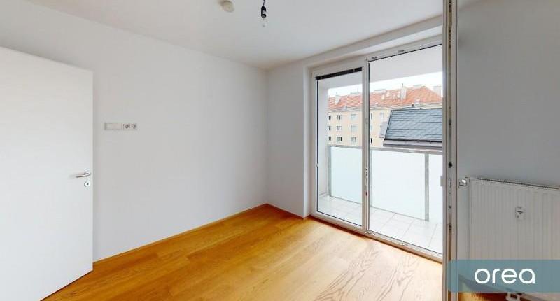 Wohnung mit Balkon nahe Elterleinplatz