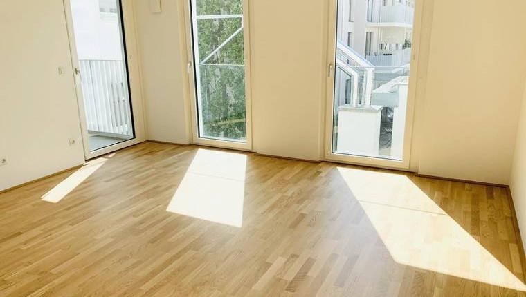Moderne 2-Zimmer-Erstbezugswohnung mit Loggia