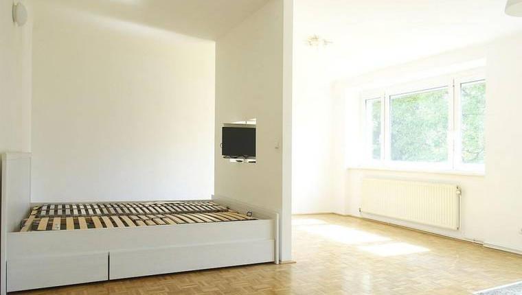 Sonnige 1 Zimmer Wohnung –  Grünruhelage