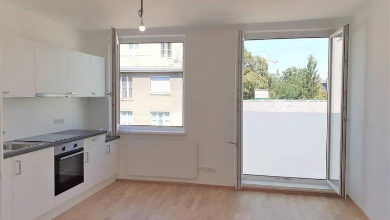Döbling – Erstbezug: Sonnige 2-Zimmerwohnung mit Balkon