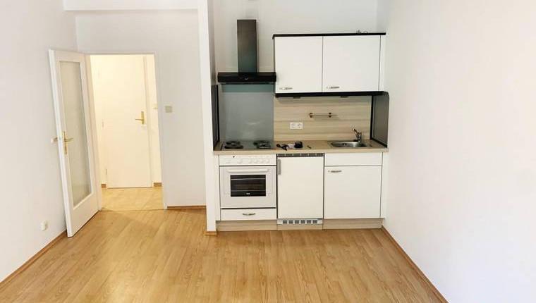 1-Zimmerwohnung – Ruhelage 1070 – Heizkosten sind inkludiert