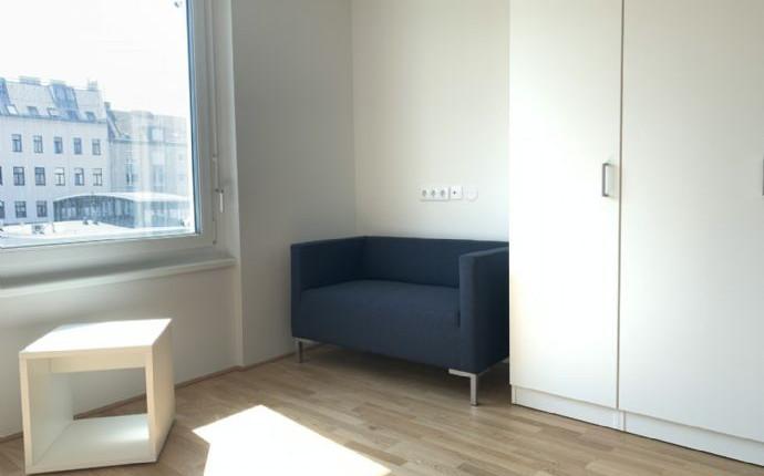 Möblierte Mini-Wohnung als Erstbezug 1150 Wien