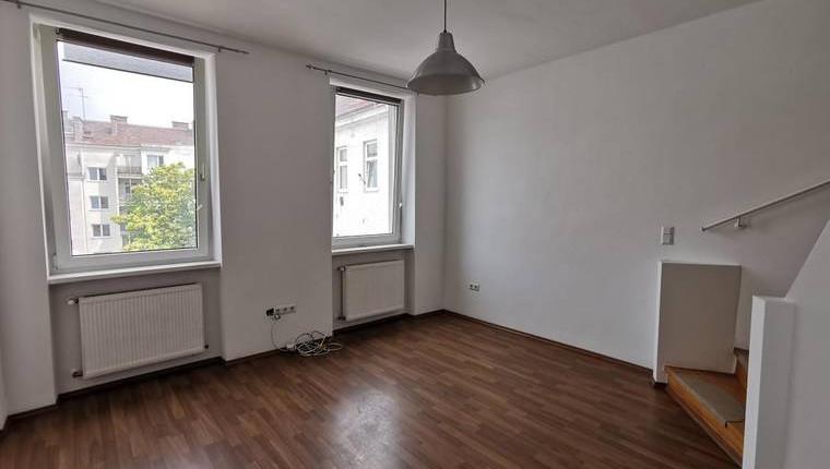 2-Zimmer-Maisonette in 1150 Wien