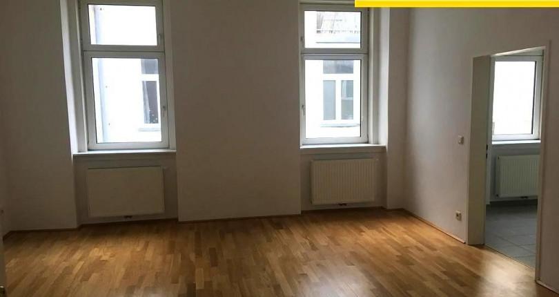 Klassische 2-Zimmer-Altbauwohnung in Wien-Brigittenau