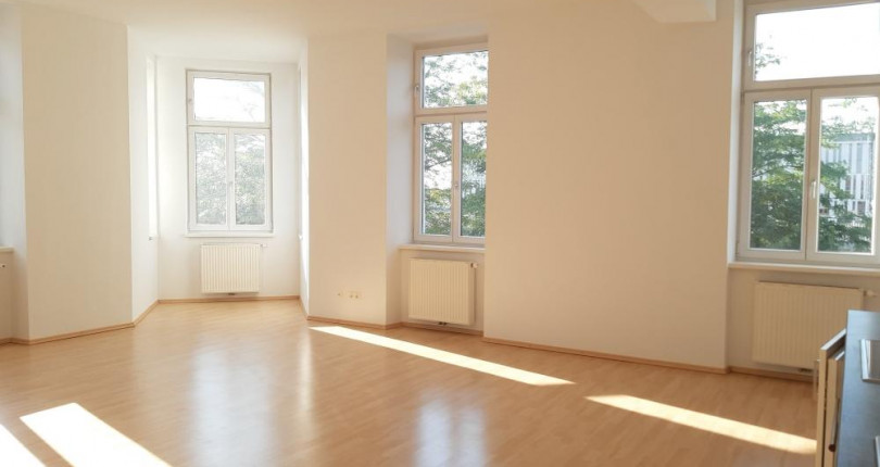 Charmante Altbauwohnung mit Eckzimmer und Erker