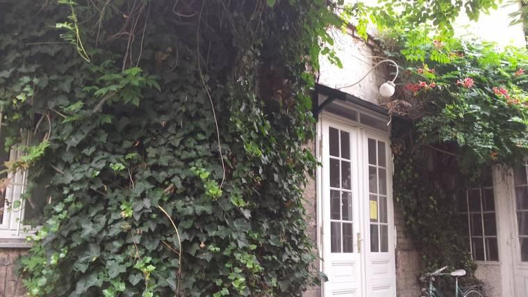 Charmante Hofhaus-Wohnung in Währing