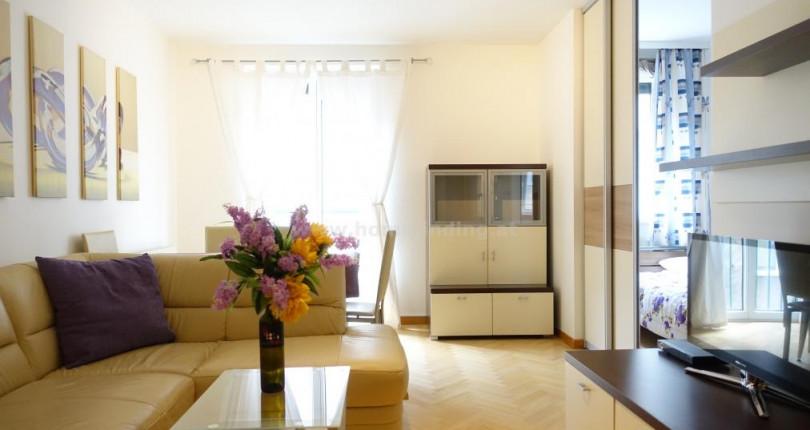 Klimatisierte 2-Zimmer-Wohnung nahe Augarten