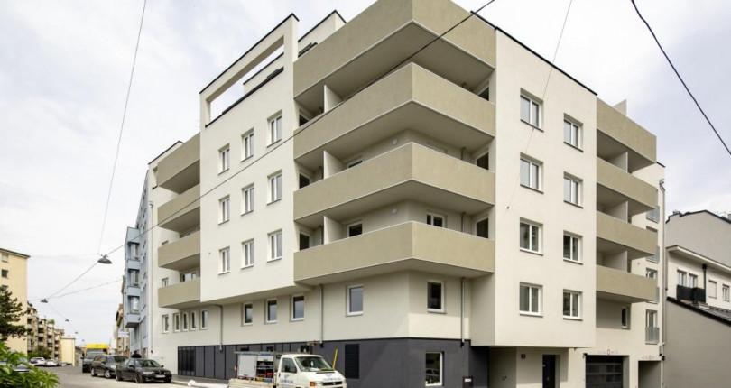 Moderne 2-Zimmer-Erstbezugswohnung 1110 Wien