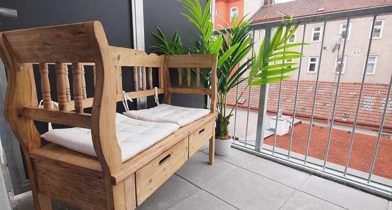 Moderne 2-Zimmer-Wohnung mit Balkon zu vermieten