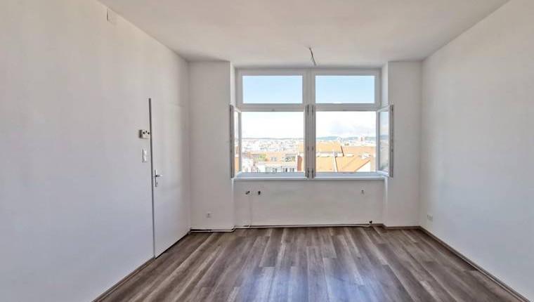 1,5 Zimmerwohnung mit Weitblick über die Stadt
