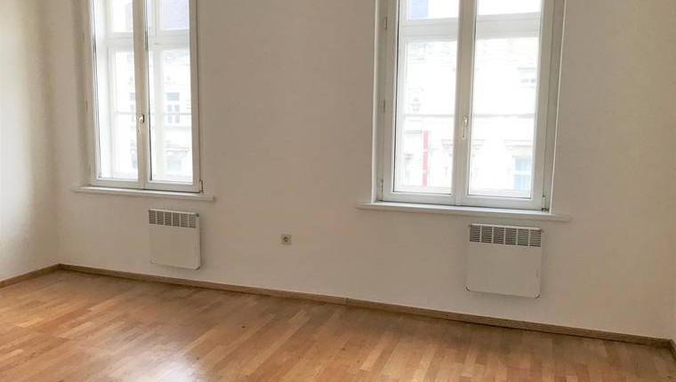 UNTER 500€: Helle, unbefristete 1-Zimmer-Wohnung